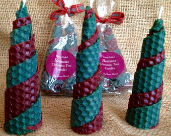 Double Pack of Christmas Tree Candles