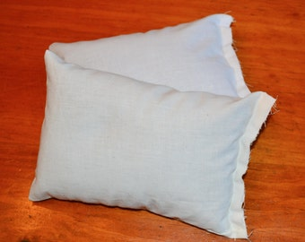 "8"" x 8"" Sachet - Available with Maine Balsam Fir or Buckwheat (scented and unscented) - Suitable for stuffing a pillow"