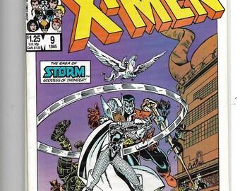 X-MEN ANNUAL #9{Storm}