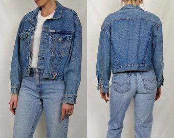 Vintage 90's Guess Denim Jacket