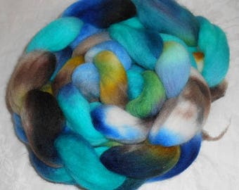 Handdyed Wool Tops CC18/194