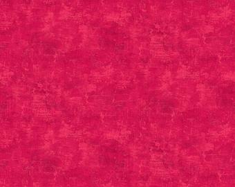 Northcott - Canvas by Deborah Edwards - Lipstick - Fabric by the Yard 9030-22