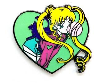 Sailor Moon Bubblegum Pin