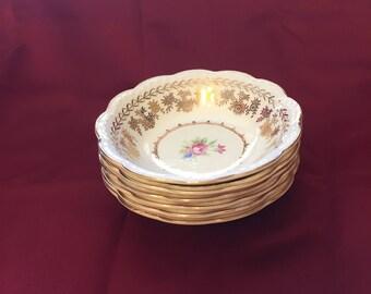 22kt gold bowl   Etsy