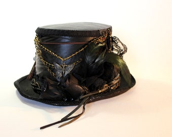 Steampunk Top Hat By ShapeShifters
