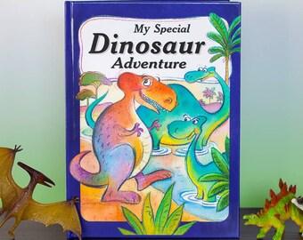 Personalized Children's Book: My Special Dinosaur Adventure