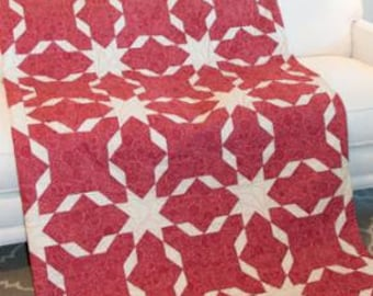 SALE Star Crossed Quilt Pattern by Jocelyn Ueng for It's Sew Emma