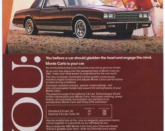 1981 Chevy Monte Carlo Ad (80-SM-05)