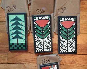 Motawi Tiles, Birthday Gifts, FLW, Flowers, Christmas Tree, Collectors, Dad, Tile Collectors, Mom, Dad, Sister, Gifts, Garden Tiles, Sale