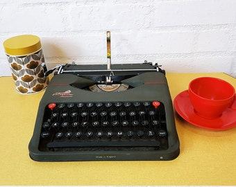 Vintage Empire Aristocrat typewriter