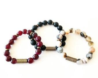 Bizzy Bracelet || Choose Color