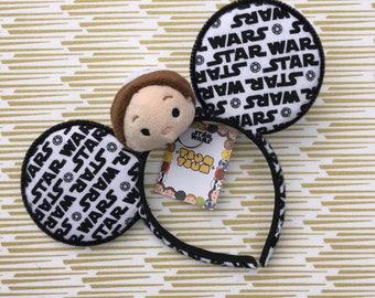 Star Wars Princess Leia TsumTsum Minnie Ears
