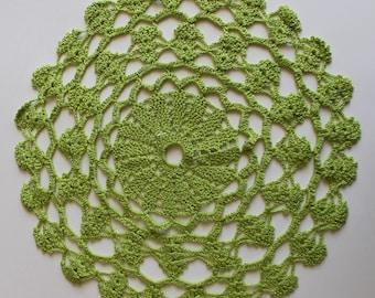 Crochet Doily Coaster, Mandala, Lace Doily, Crochet Doily, Cotton Doily, Table Dressing, Home Decor, Craft Supplies, Crochet Doilies