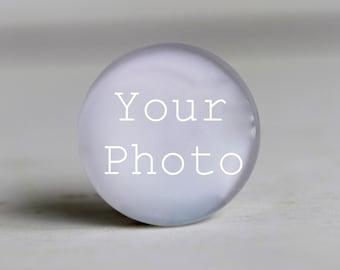 DIY Your photos customize Handmade Photo Glass Cabochon 10mm 12mm 14mm 15mm 16mm 18mm 20mm 25mm 30mm