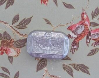 Antique egyptian QUIES box