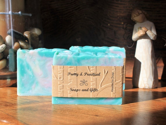 Soap-Headache Soap