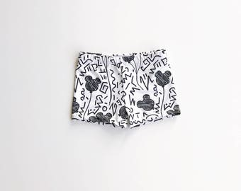 Magical Mouse Euro Swimmies / baby toddler boy / swim shorts / swimmers / modern baby clothes / shark swim shorts