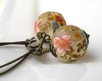Summer Garden Tensha Earrings