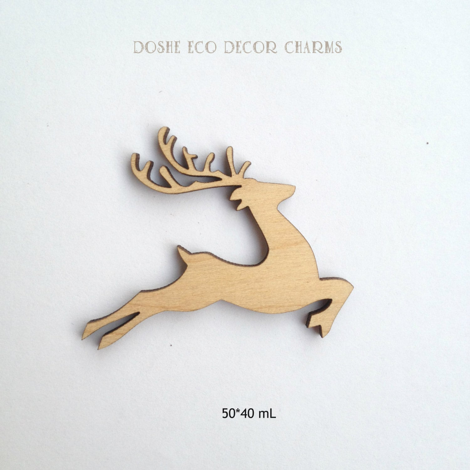 rare scottish pat horn item patent gems of brooch deer handmade order heather a brooches