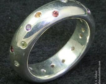 Unique! Confetti Ring 2