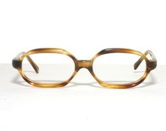 Neostyle 60's Eyeglasses Michou Maroon Brown Oval Eye Glasses Small Medium Sized Frame Eyewear FREE SHIPPING 1960's Rx