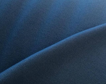 Recycled Polyester Spandex Jersey - Electric Blue(6006.33.00.00)