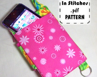 Small Wallet Wristlet PDF Pattern DIY Clutch Instructions