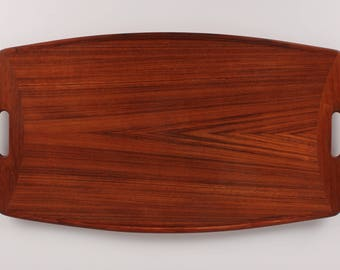 IHQ Jens Harald Quistgaard HUGE Tray made of teak
