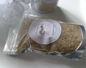 Cellulite Bath Salt Soak, Original - Body Detox Bath Salt Soaks, 1/2 pound
