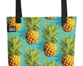 Pineapple Design - Tote bag