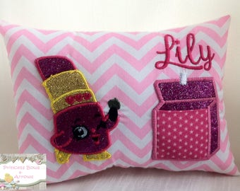 tooth fairy pillow, girls PERSONALIZED toot fairy pillow