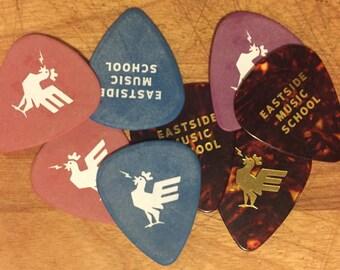 Eastside Music School Custom Guitar Picks (pack of 10)