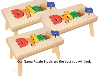 3 Personalized Stool Option , Save 15.00 on shipping