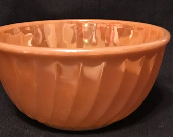 Vintage Lusterware Bowl Shiny Vegetable Bowl  Serving Dish