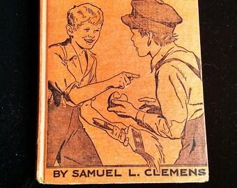 Tom Sawyer Vintage Book