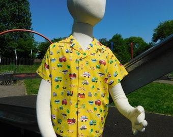 Handmade Vehicle shirt