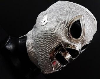 SANTO mask wrestling mask luchador costume wrestler lucha libre mexican mask maske cosplay