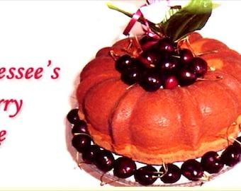 Black Cherry Soda Cake