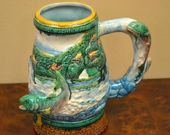 Ceramic Fish Mug-Neat