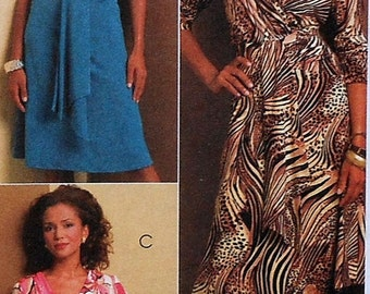 Dress Sewing Pattern UNCUT McCalls M5752 Sizes 8-14