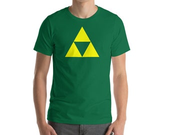 Legend of Zelda Triforce Shirt
