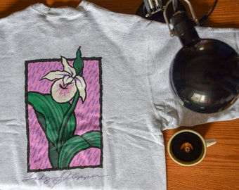 Due North Lady Slipper Crewneck