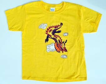 Dragon Driftway Youth Shirts