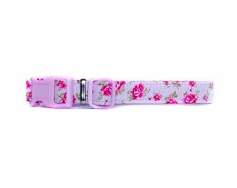 Rose Garden Dog Collar