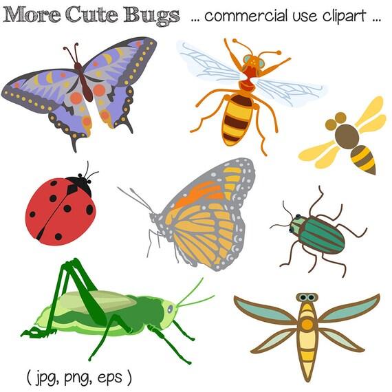 bug clipart bug clip art insect clipart insect clip art rh etsy com clipart insect clipart insects cartoon
