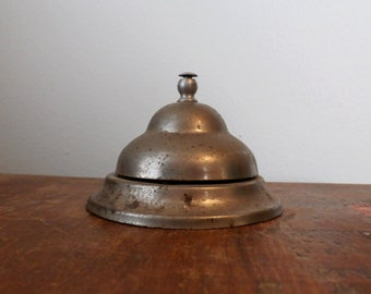Vintage Counter Top Service Bell