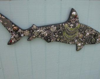 Large gray Shark