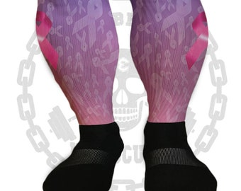 Cancer Socks,  Compression Socks for Nurses, Fitness Socks, Awareness Socks, Fitness Socks, Socks with Patterns, Funny Socks Women, Colored
