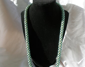 Pearl Caged Green
