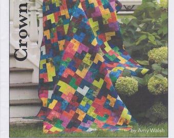 Crown Jewels, Blue Underground Studios, DIY Quilt Pattern